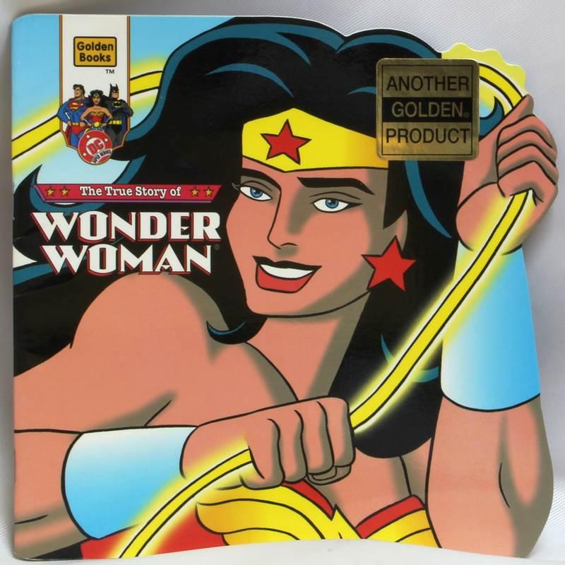 Win a DC Family Wonder Woman Book Bundle