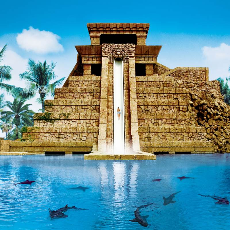Win a Family Trip to Atlantis Bahamas