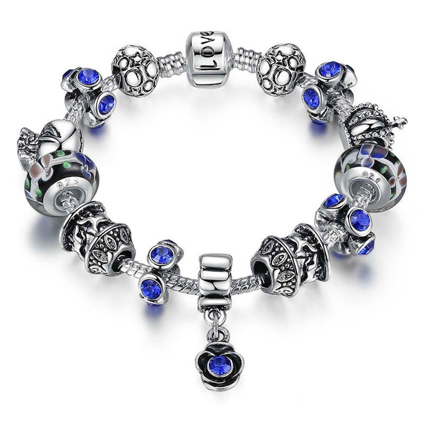 Win A Sapphire Falls Inspired Charm Bracelet