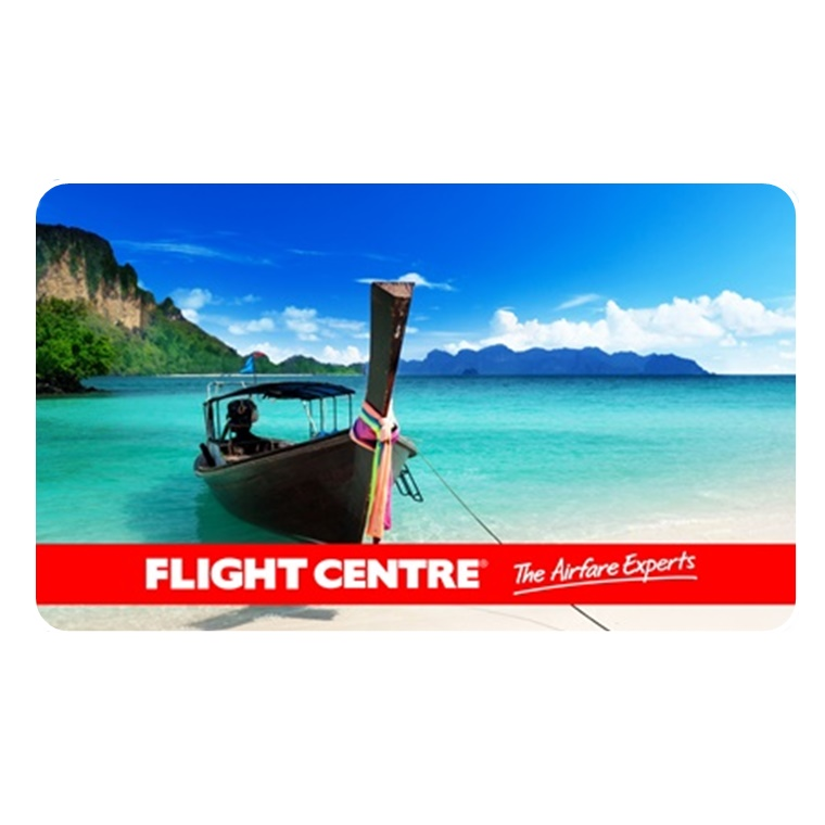 Win $2000 of Flight Centre travel vouchers with Maestra