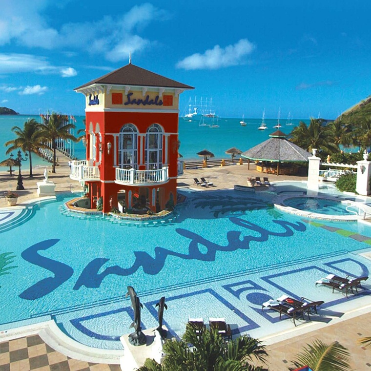 Win a Stay in Sandals Resort in the Caribbean