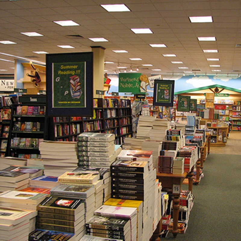 Win a Barnes & Noble Gift Card
