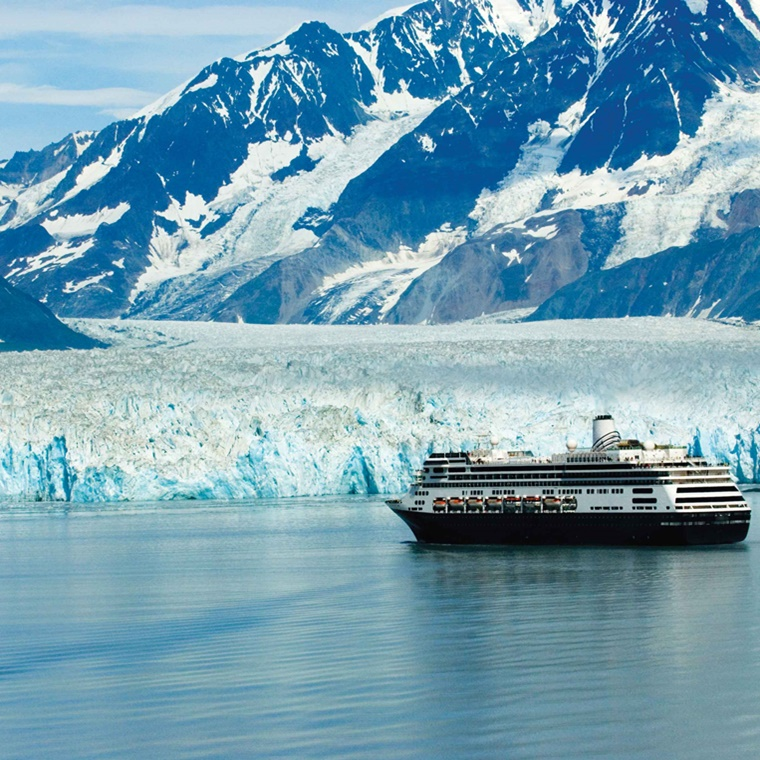 Win a 7-night Alaska Inside Passage Cruise