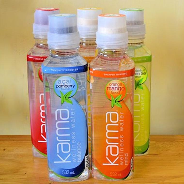 Win 1 of 10 Karma Wellness Water Packs