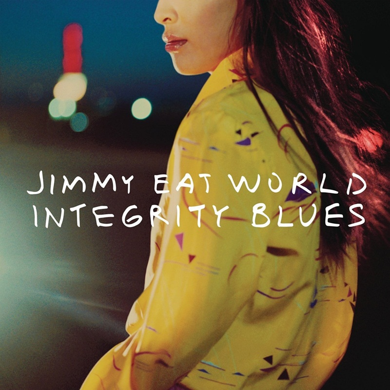 "Win a 1/5 ""Integrity Blues"" by Jimmy Eat World CDs"