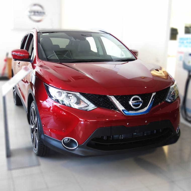 Drive away in a brand new Nissan!