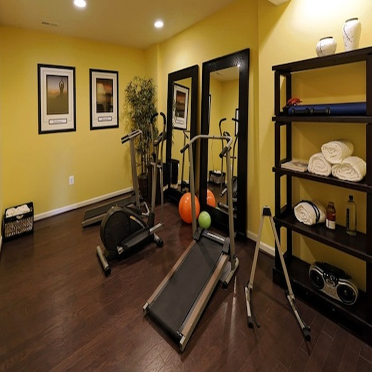 Win a Home Fitness Center