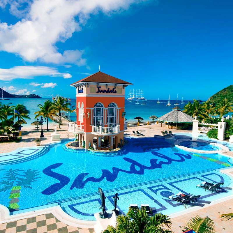 Win a Premium Getaway to Sandals Beach Resort