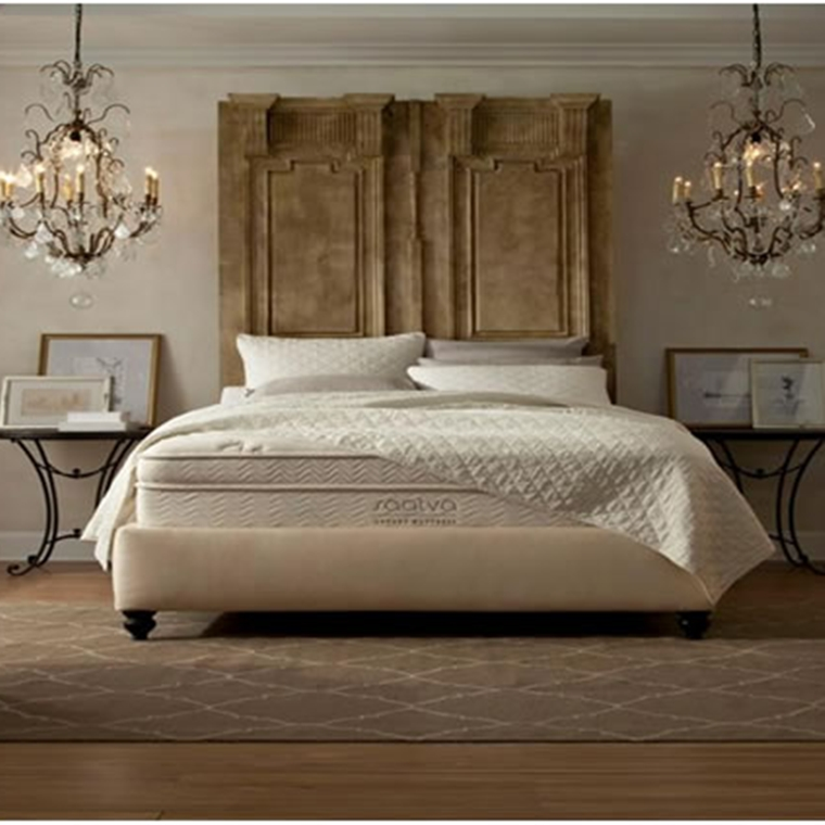 Win a Loom & Leaf by Saatva King Mattress Set