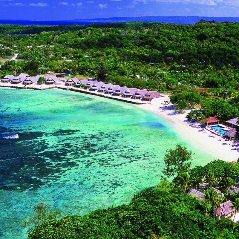 Win a Family Holiday to Vanuatu
