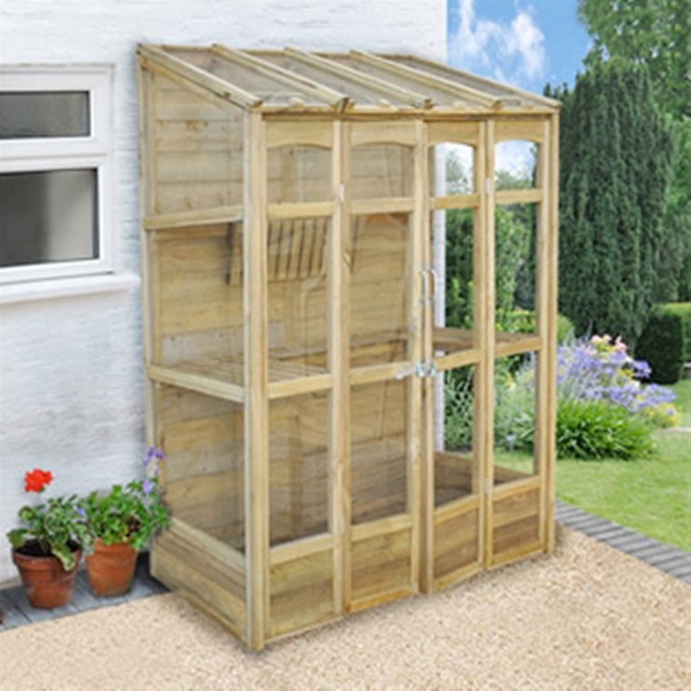 Win A Wall Greenhouse