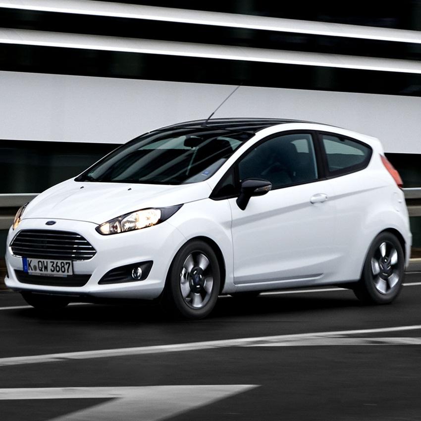 Win A Ford Fiesta