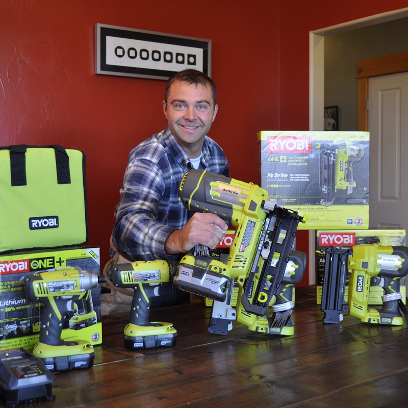 Win A Shed full Of Ryobi tools