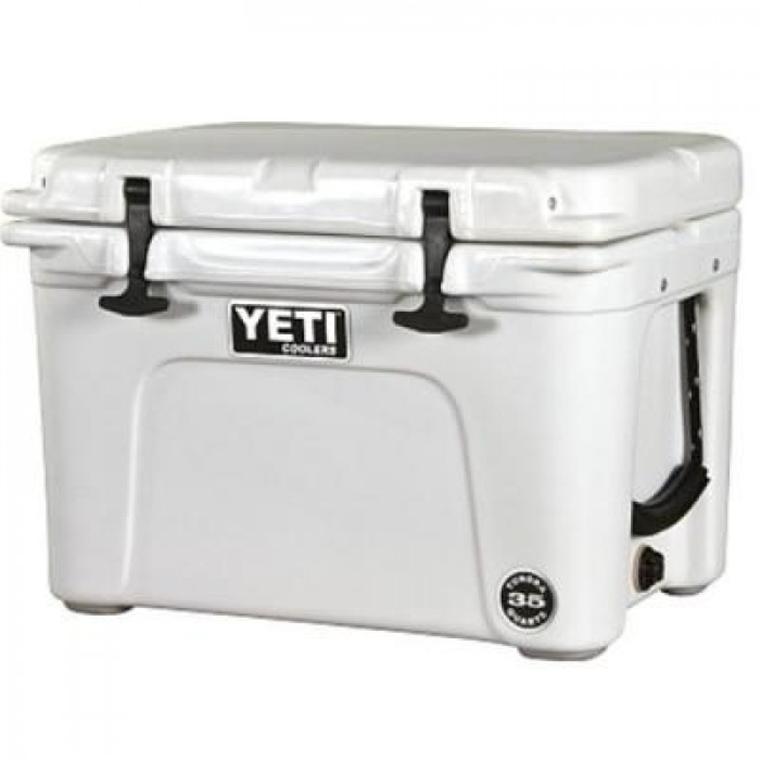 Win a Yeti Tundra 35 cooler