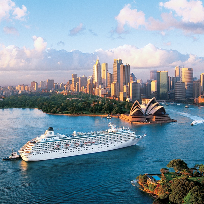 Win a Sydney Harbour Cruise