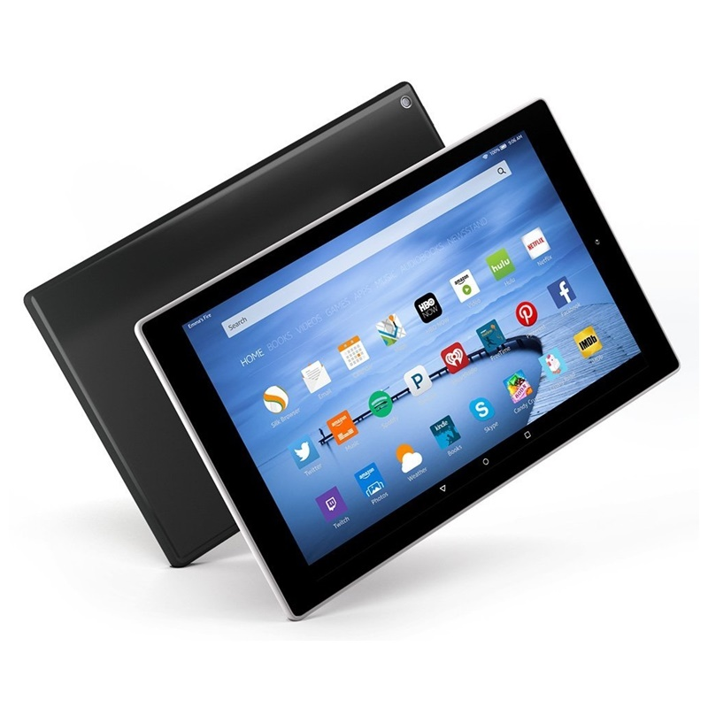 Win a Amazon Kindle Fire HD 10