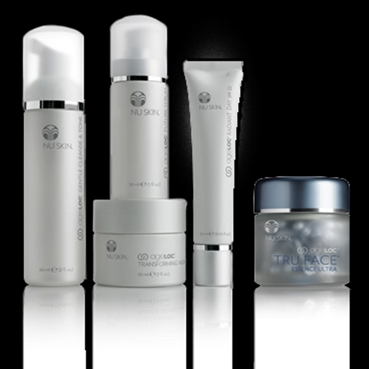 Win A Nu Skin ageLOC Elements Anti-Aging Skincare Kit