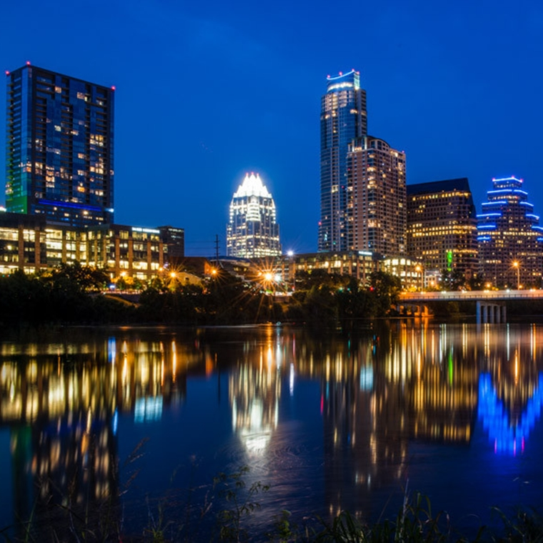 Win a trip for (2) to Austin