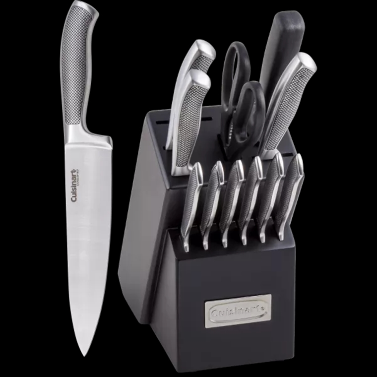 Win a Cuisinart Graphix Cutlery Block Set