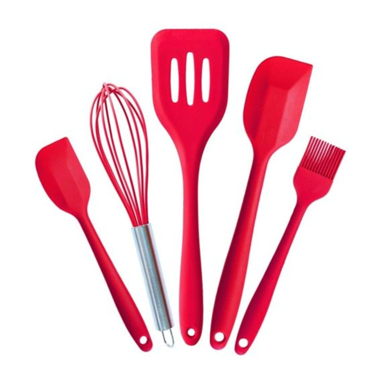 Win a StarPack Products 6-Piece XL Silicone Utensil Set