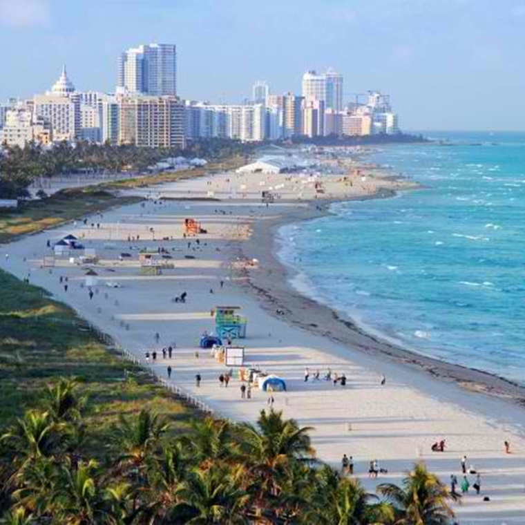 Win A Trip To Miami, Florida