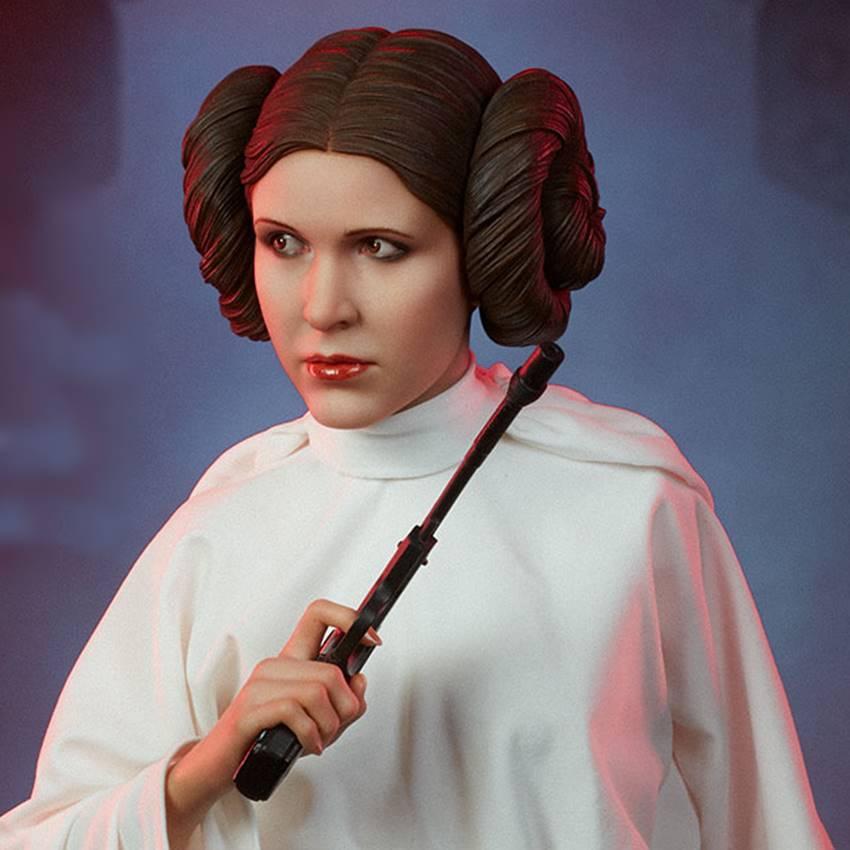 Win a Princess Leia Premium Format™ Figure