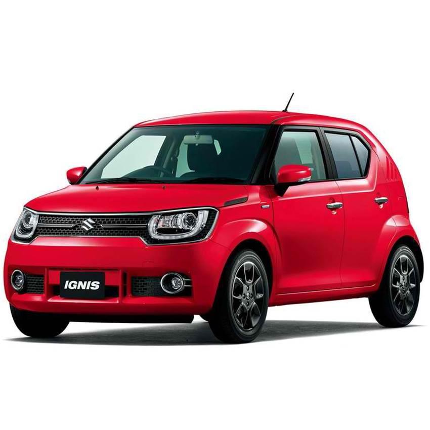 Win A Suzuki Ignis