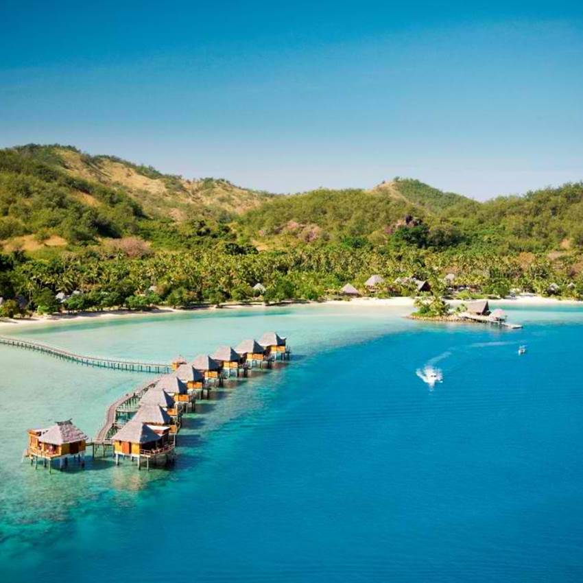 Win A Trip For Two To Fiji