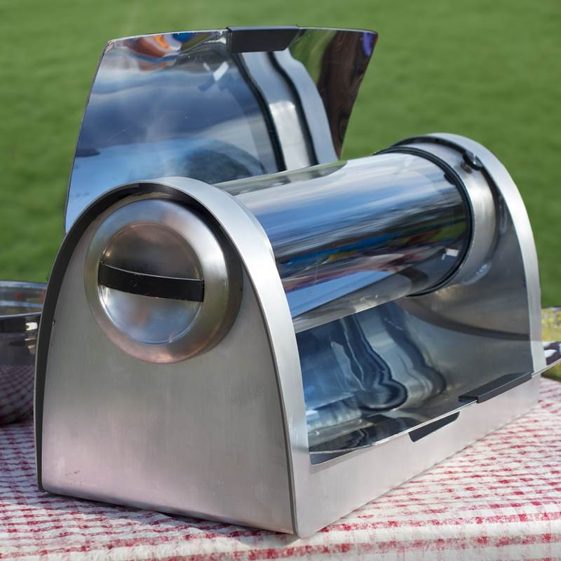 Win a GoSun Grill fuel-free cooker