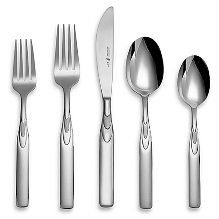 Win a Henckels Opus 45-Piece Flatware Set