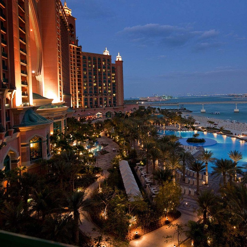 Win a Journey to Atlantis The Palm, Dubai in a Deluxe Room