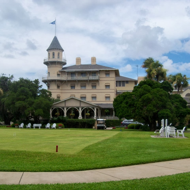 Win a 2-night stay in Jekyll Island Club Hotel