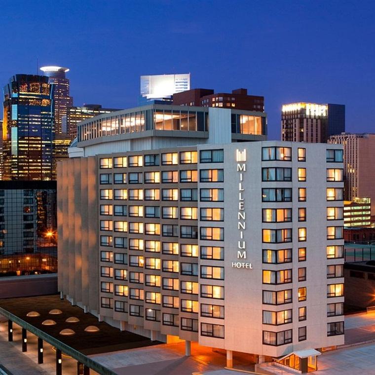Win a stay in Millennium Hotel in North America