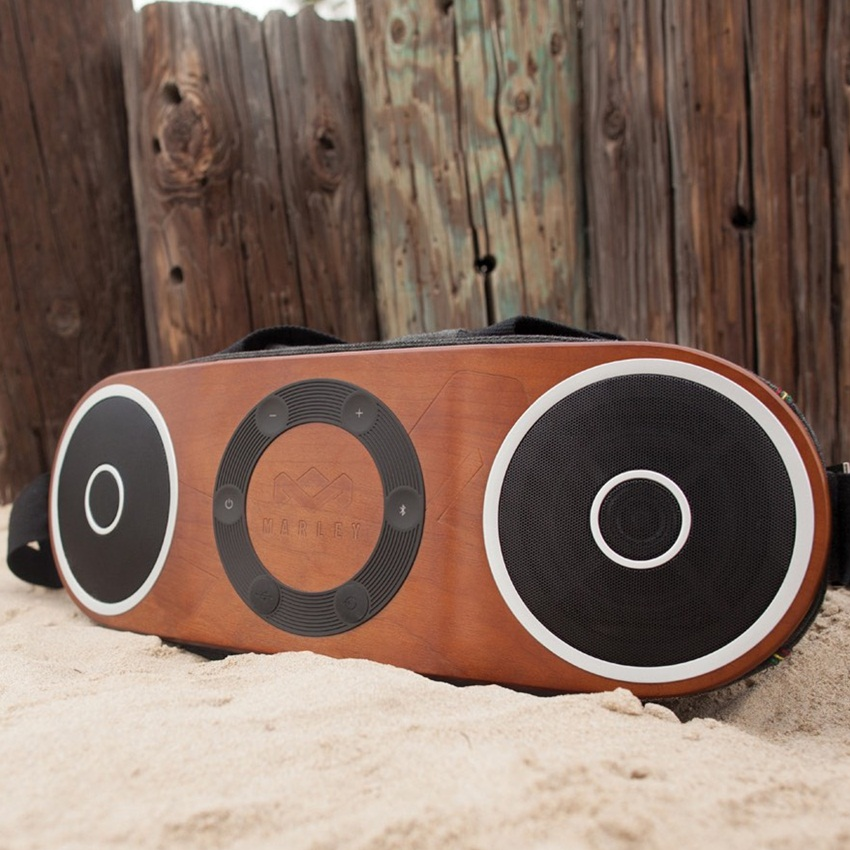 Win A House Of Marley's BAG OF RIDDIM 2 Bluetooth System!