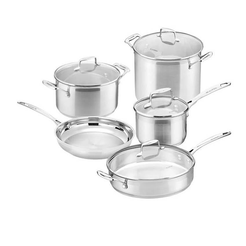Win A Scanpan's Impact 5-Piece Cookware Set