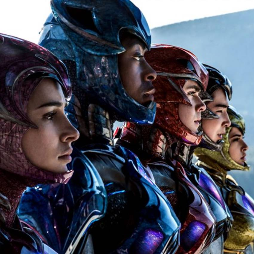 Win A Gold Class Cinema Private Screening Of The Power Rangers