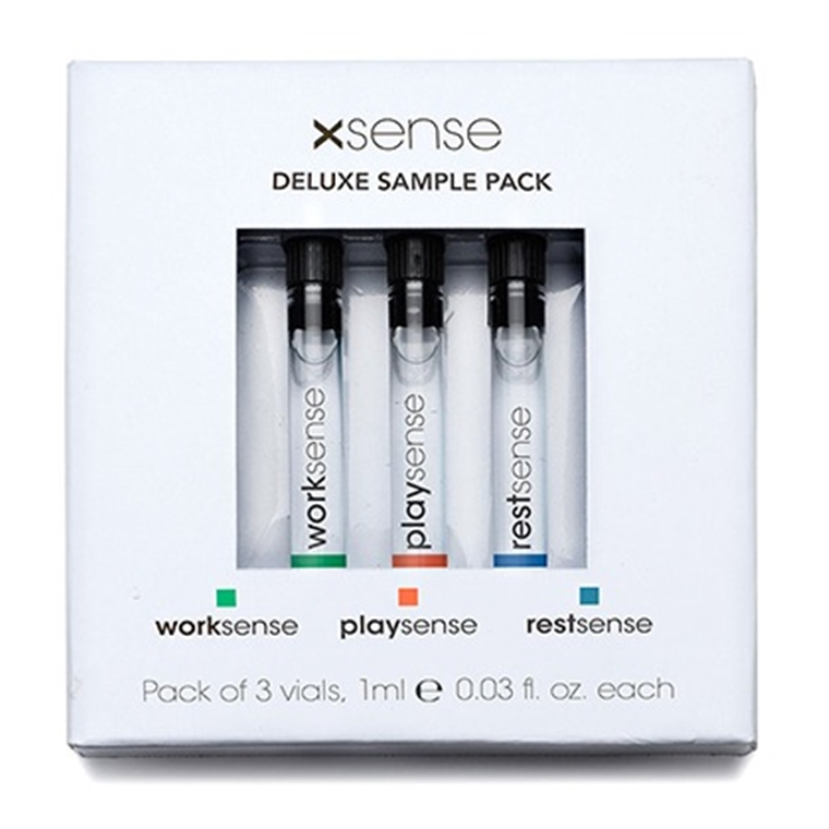 Win a Deluxe Sample pack of XSENSE'S ACTIVE SCENTS
