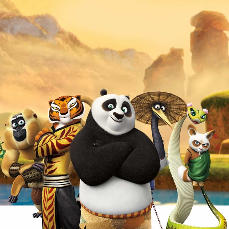 Win A Family Holidays To Visit Kung Fu Panda: Land Of Awesomeness