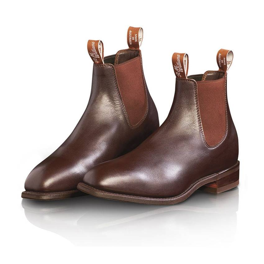 Win A Pair Of RM Williams Boots