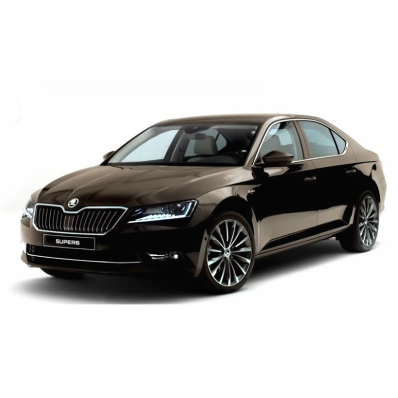 Win a 2016 ŠKODA Superb Sedan