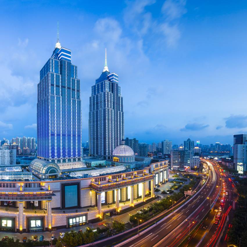Win A Flights To Shanghai For Two