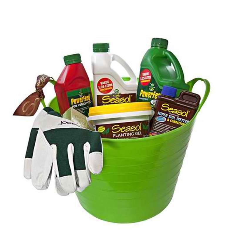 Win A Seasol Gardening Pack