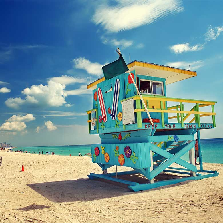 Win a trip for 5 to Miami, Florida this 2017!