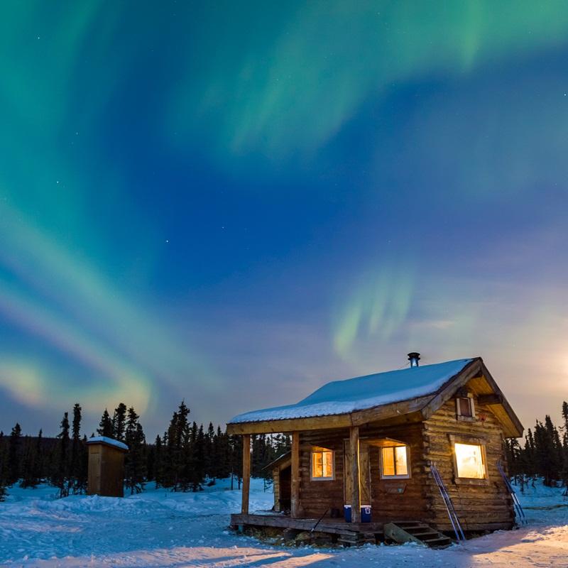 Win a Trip to Alaska