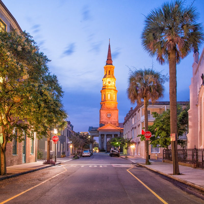 Win a Luxury Charleston Getaway