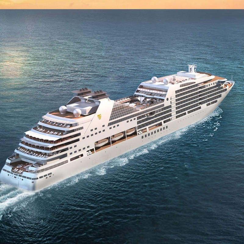 Win a Cruise on the new Seabourn Encore ship