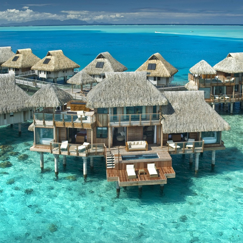 Win a Tropical Escape to Bora Bora