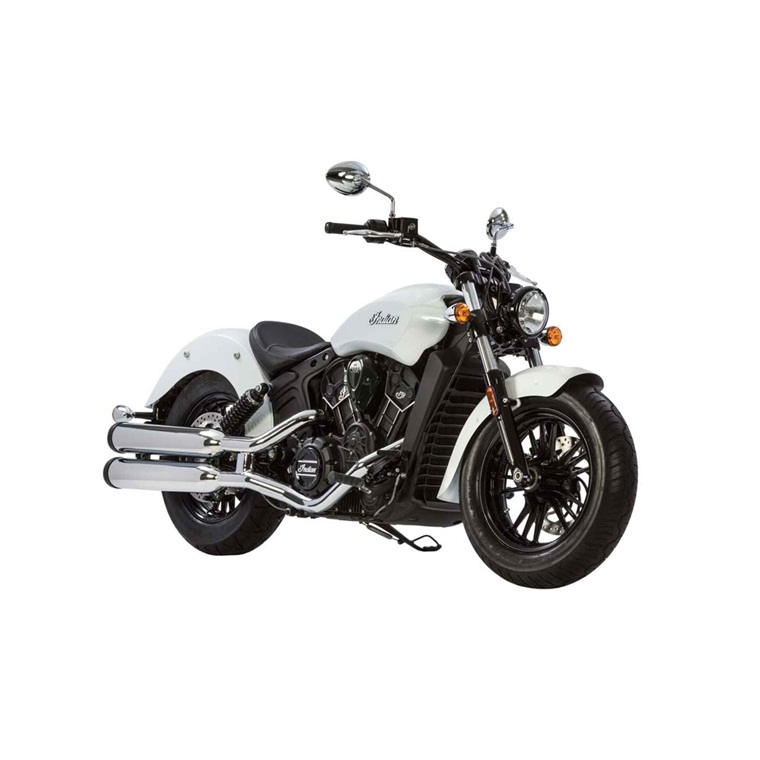 Win a 2016 Indian Scout Sixty motorcycle