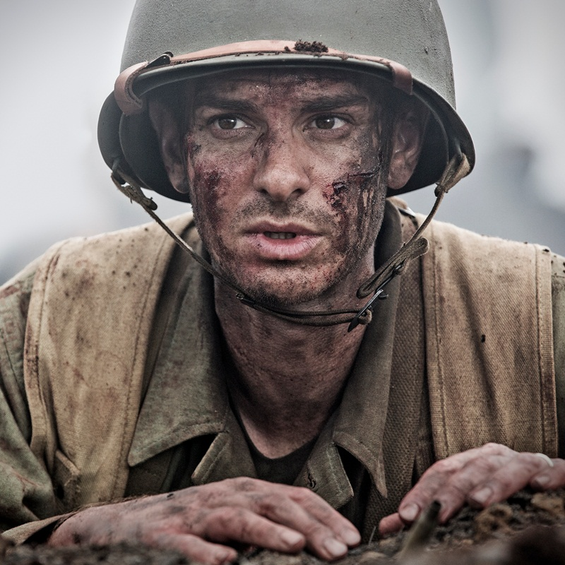 "Win a ""Hacksaw Ridge"" preview passes"