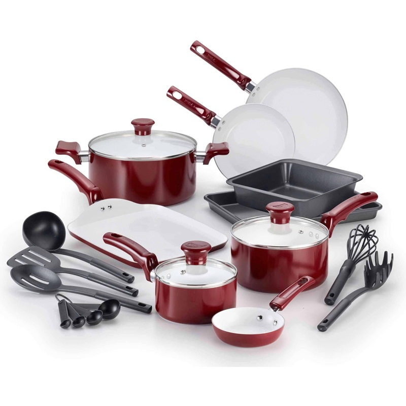 Win a Epicurious® Aluminum Nonstick 11-Piece Cookware Set in Copper and more.